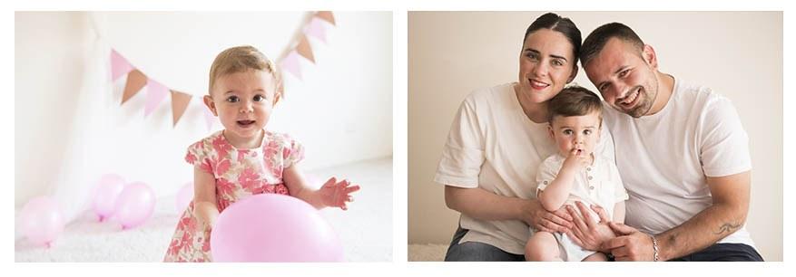 Irene Cazón. Fotógrafa de bebés de 1 año y recién nacido en Gijón.