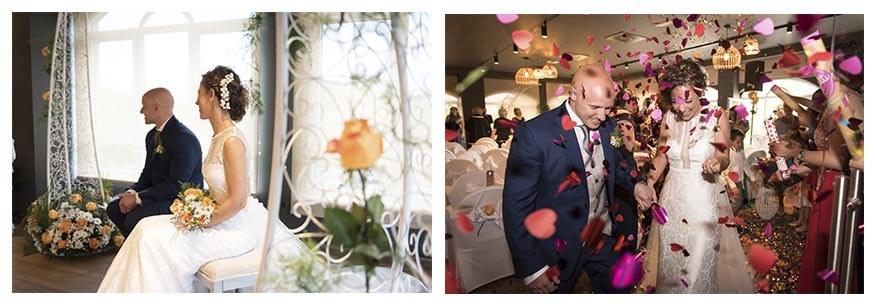 Fotógrafo de bodas en Asturias. Irene Cazón. Ceremonia.