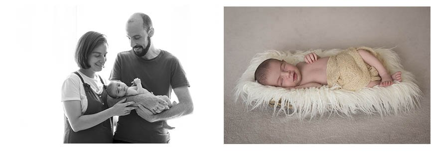Fotógrafa de bebés en Gijón y Oviedo y fotografía familiar