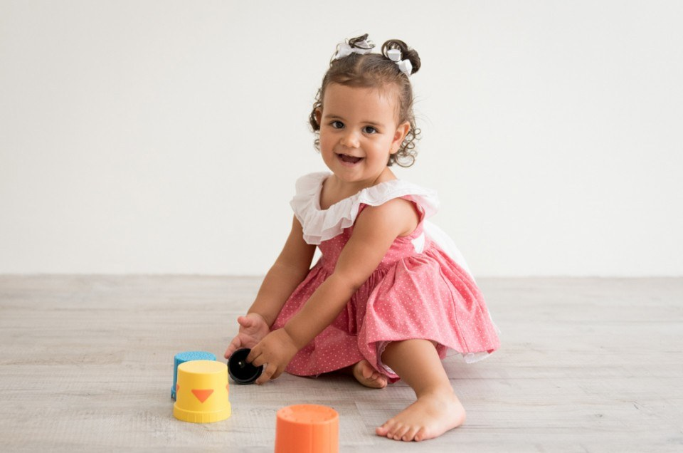 SESIÓN INFANTIL: CLOE CON SUS PAPÁS