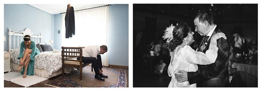 fotos de preparativos de boda. Irene Cazón