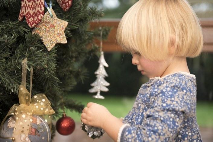 Pack genial: reportaje de Navidad en familia