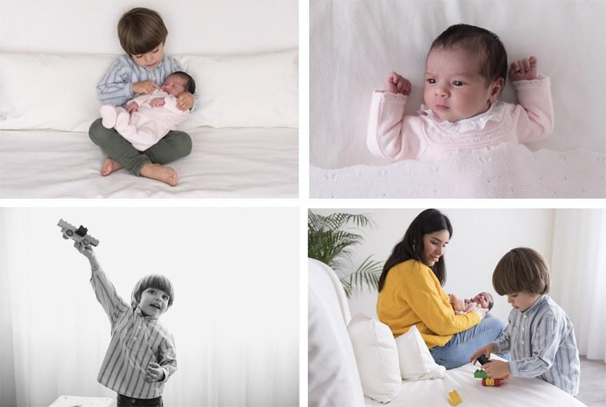 SESIÓN DE RECIÉN NACIDO EN FAMILIA: SOFÍA Y MARTIN