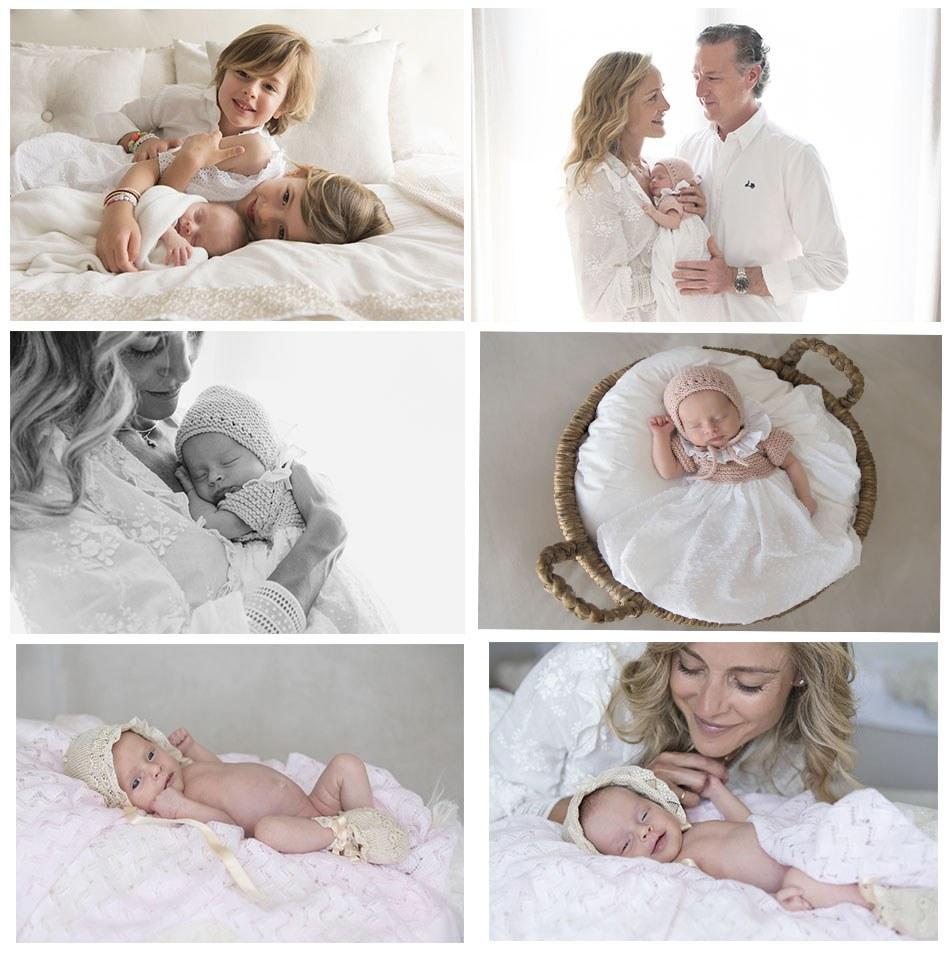 fotos de recién nacido a domicili