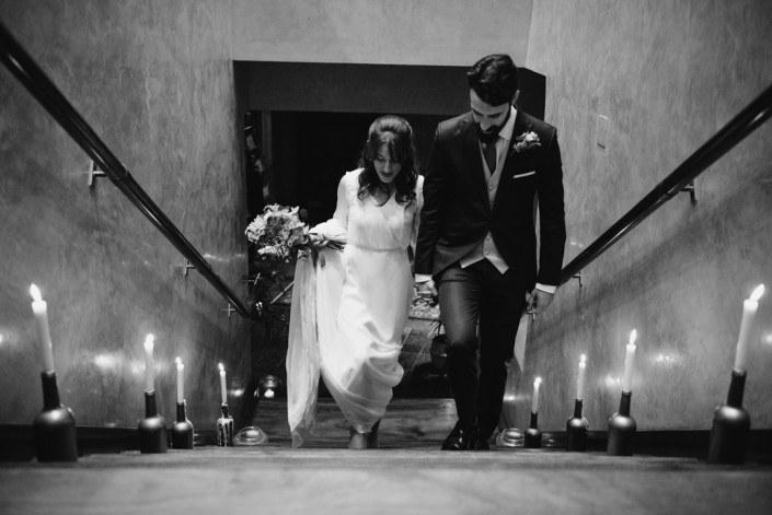 pareja boda