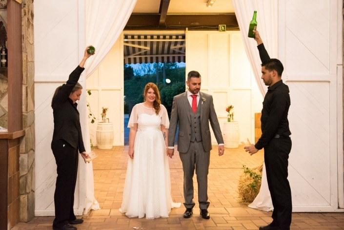 restaurante llagar boda
