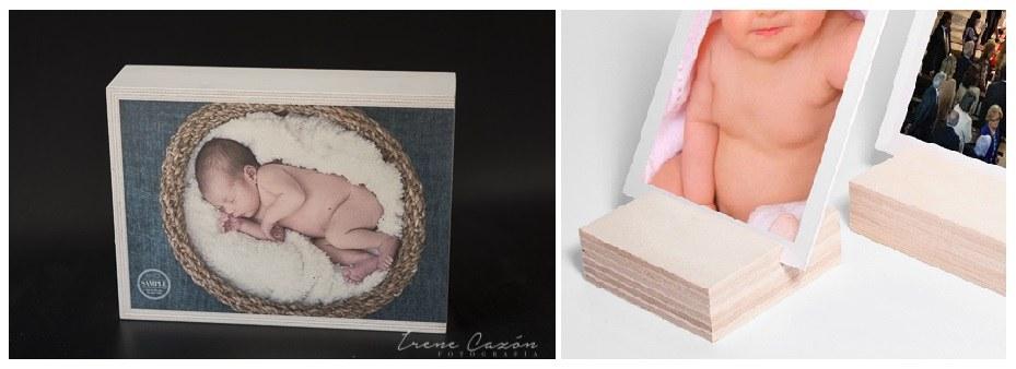 Irene Cazon productos para sesisones de fotógrafo de bebés en gijón