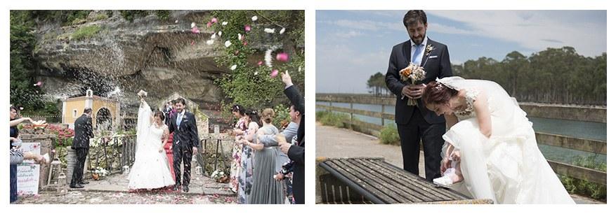 Fotógrafo para Bodas en Asturias - Ceremonia