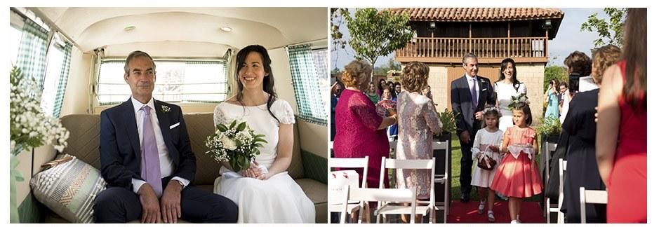 reportaje de boda completo: la ceremonia